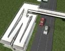 Rampa de Acesso Estação BRT