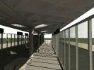 Área Interna Estação BRT