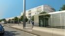 BRT faixas e estação