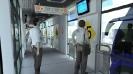 Visão interna de Terminal BRT
