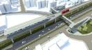 Visão Aérea de Estação BRT